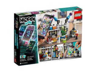 LEGO Hidden Side Лаборатория призраков Джей Би (70418)