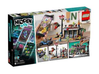 LEGO Hidden Side Нападение на закусочную (70422)