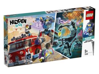 LEGO Hidden Side Пожарная машина-призрак 3000 (70436)