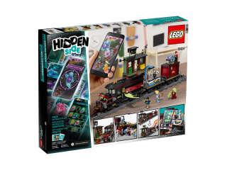 LEGO Hidden Side Призрачный экспресс (70424)