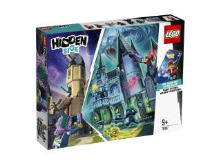 LEGO Hidden Side Таинственный замок (70437)