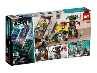 LEGO Hidden Side Загадка старого кладбища (70420)