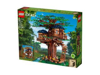 LEGO Ideas Дом на дереве (21318)