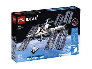 LEGO Ideas Международная Космическая Станция (21321)