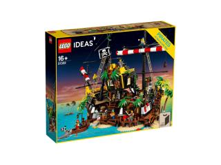LEGO Ideas Пираты Залива Барракуды (21322)