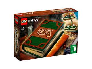 LEGO Ideas Раскрывающаяся книга (21315)