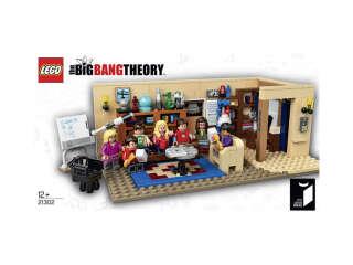 LEGO Ideas Теория Большого Взрыва (21302)