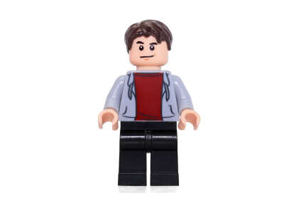 LEGO Jurassic World Zach (jw014)