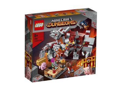 LEGO Minecraft Бой за редстоун (21163)