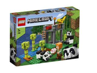 LEGO Minecraft Ферма панд (21158)