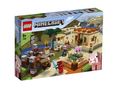 LEGO Minecraft Патруль разбойников (21160)