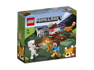 LEGO Minecraft Приключения в тайге (21162)