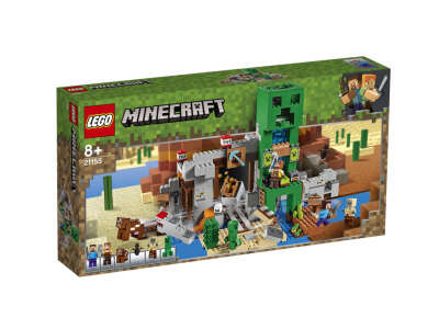LEGO Minecraft Шахта Крипера (21155)