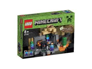 LEGO Minecraft Темница (21119)