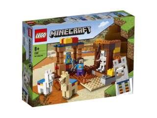 LEGO Minecraft Торговая точка (21167)