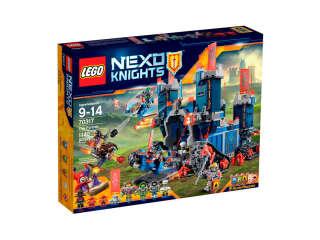 LEGO NEXO KNIGHTS Мобильная крепость Фортрекс (70317)
