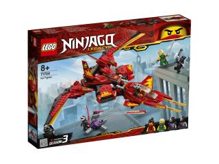LEGO NINJAGO Истребитель Кая (71704)