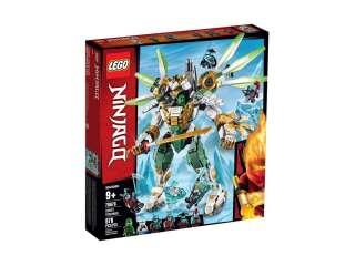 LEGO NINJAGO Механический Титан Ллойда (70676)