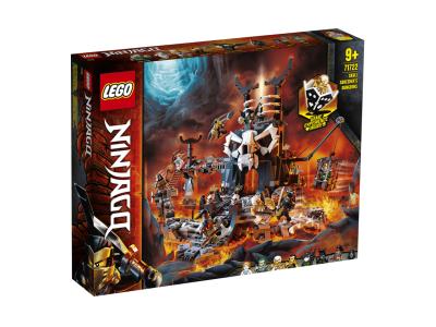 LEGO NINJAGO Подземелье колдуна Черепа (71722)