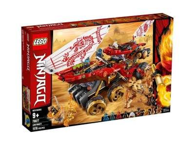 LEGO NINJAGO Райский уголок (70677)