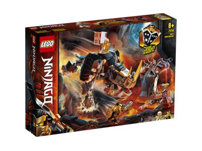 LEGO NINJAGO Робоносорoг Зейна (71719)