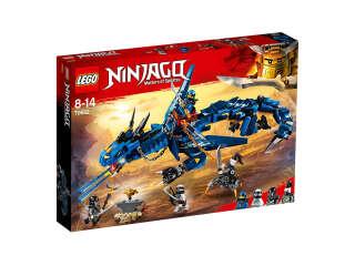 LEGO NINJAGO Вестник бури (70652)