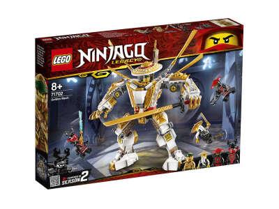 LEGO NINJAGO Золотой робот (71702)