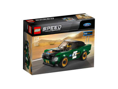 LEGO Speed Champions 1968 Ford Mustang Fastback (75884)