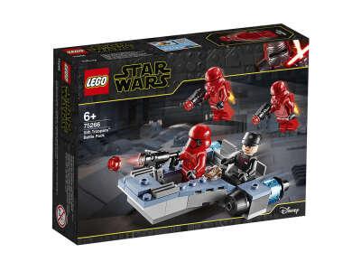 LEGO Star Wars Боевой набор: штурмовики ситхов (75266)