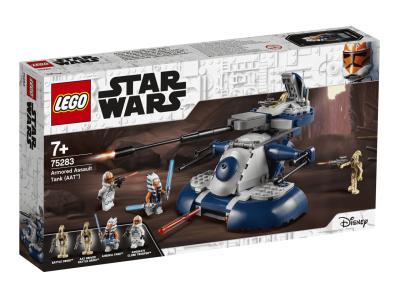 LEGO Star Wars Бронированный штурмовой танк (AAT) (75283)