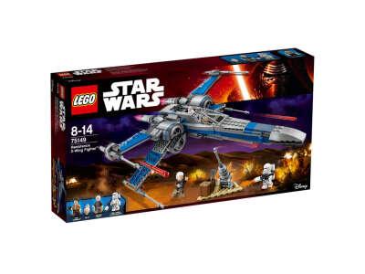 LEGO Star Wars Истребитель Сопротивления X-Wing (75149)