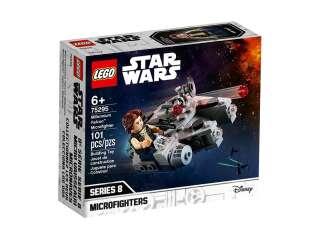 LEGO Star Wars Микроистребитель 'Тысячелетний Сокол' (75295)