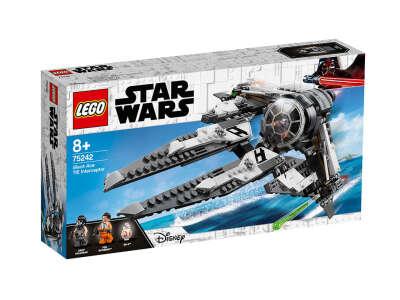 LEGO Star Wars Перехватчик СИД Чёрного аса (75242)