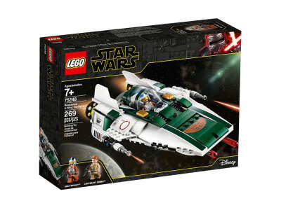 LEGO Star Wars Сопротивление A-wing Starfighter (75248)