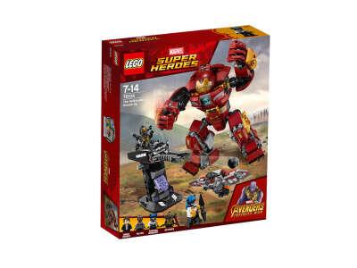 LEGO Super Heroes Бой Халкбастера (76104)