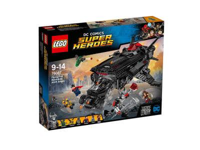 LEGO Super Heroes Летающий Лис: атака с Бэтмобиля (76087)