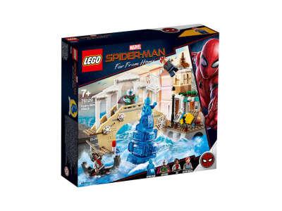 LEGO Super Heroes Нападение Гидромена (Артикул: 76129)