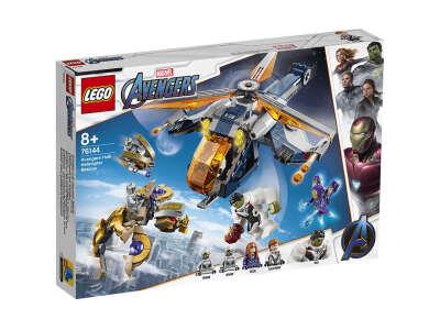 LEGO Super Heroes Спасение Халка на вертолёте (76144)