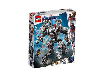 LEGO Super Heroes Воитель (Артикул: 76124)