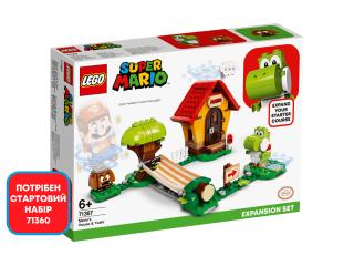 LEGO Super Mario Дом Марио и Йоши (71367)