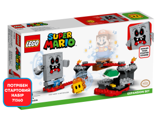 LEGO Super Mario Лавовая проблема (71364)
