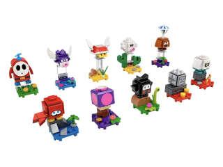 LEGO Super Mario Набор персонажей: полный набор (71386-11)