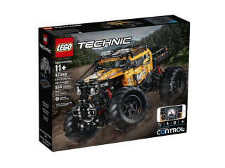 LEGO Technic 4x4 X-Treme Off-Roader (42099)