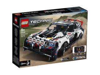 LEGO Technic Гоночный автомобиль Top Gear на управлении (42109)