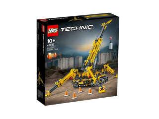 LEGO Technic Компактный гусеничный подъемный кран (42097)