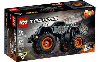 LEGO Technic Monster Jam: Max-D (42119)