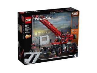 LEGO Technic Подъёмный кран для пересечённой местности (42082)