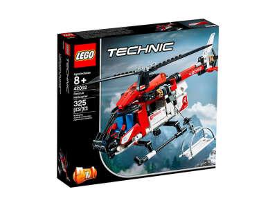 LEGO Technic Спасательный вертолёт (42092)