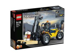 LEGO Technic Сверхмощный вилочный погрузчик (42079)