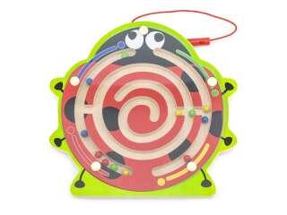 Магнитный лабиринт Viga Toys Божья коровка (59964)